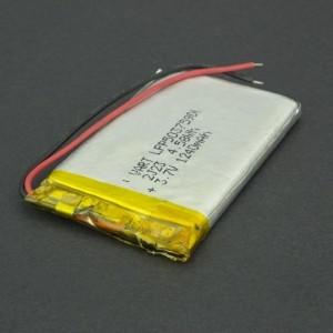 Batería de Lipo 3.7V 1240 mAh Genérico - 3