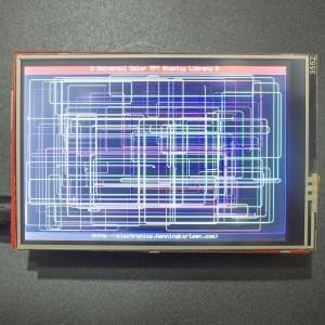 Pantalla LCD TFT de 3.5 Pulgadas Para Arduino UNO Genérico - 2