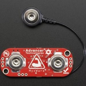 Sensor De Músculo Mioeléctrico MyoWare