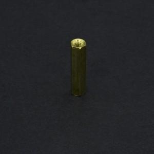Separador de Bronce M3x20 mm Genérico - 2