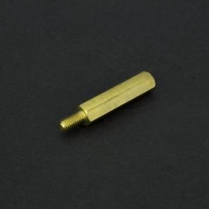 Separador de Bronce M3x20+6 mm Genérico - 3