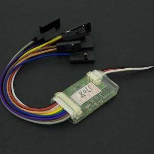 Modulo decodificador PWM a PPM para controladores de vuelo Genérico - 1