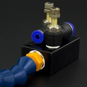 Kit de Sistema de Lubricación o Refrigeración para CNC Genérico - 4