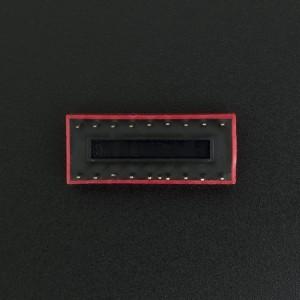 DIP Switch de 9P Rojo Genérico - 6
