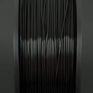 Filamento PLA 1.75mm Negro para Impresora 3D 1Kg MADLABD - 3
