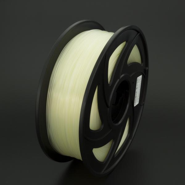 Filamento PLA 1.75mm Transparente para Impresora 3D 1Kg MADLABD - 1