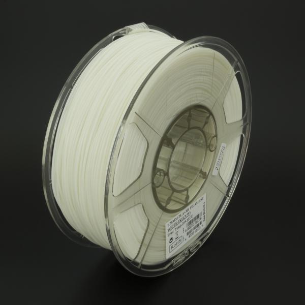 Filamento PLA 1.75mm Blanco para Impresora 3D 1Kg eSun3D
