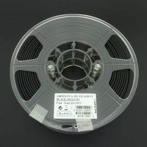 Filamento PLA 3mm Negro para Impresora 3D 1Kg eSun3D ESUN3D - 2