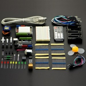 Kit De Arduino Para Principiantes DFR0100 Df-Robot - 2