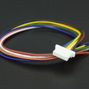 CABLE CONECTOR MICRO JST 1 MM HEMBRA DE 10P Genérico - 1