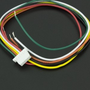 CABLE CONECTOR MICRO JST 1 MM HEMBRA DE 6P Genérico - 1