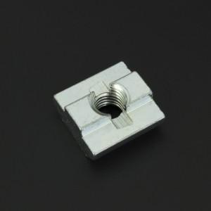 Tuerca M8 En T Para Perfil de Aluminio 40