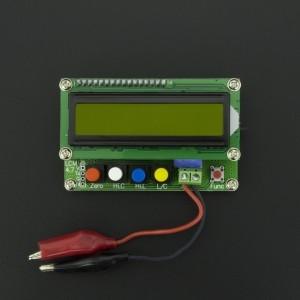 Medidor LC de Inductancia y Capacitancia LC100-A Genérico - 1