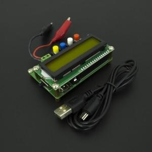 Medidor LC de Inductancia y Capacitancia LC100-A Genérico - 3