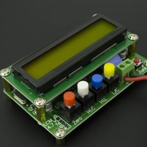 Medidor LC de Inductancia y Capacitancia LC100-A Genérico - 5