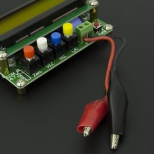 Medidor LC de Inductancia y Capacitancia LC100-A Genérico - 6