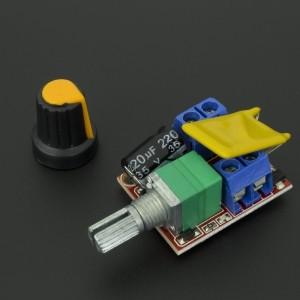 Controlador PWM 5A 90W  Genérico - 3
