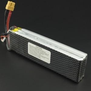 Batería Lipo 11.1V 6500mAh 25C Genérico - 4