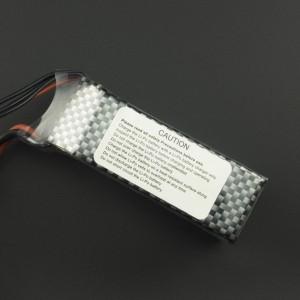 Batería Lipo 11.1V 2200mAh 30C  Genérico - 2