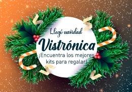 Llegó navidad Vistrónica
