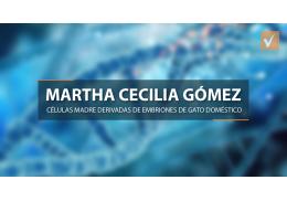 Martha Cecilia Gomez