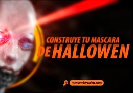[TUTORIAL]-En 7 pasos construye tu mascara para HALLOWEEN