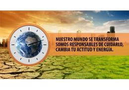 Reloj climatico