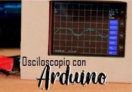 [TUTORIAL]-construye un osciloscopio económico con arduino